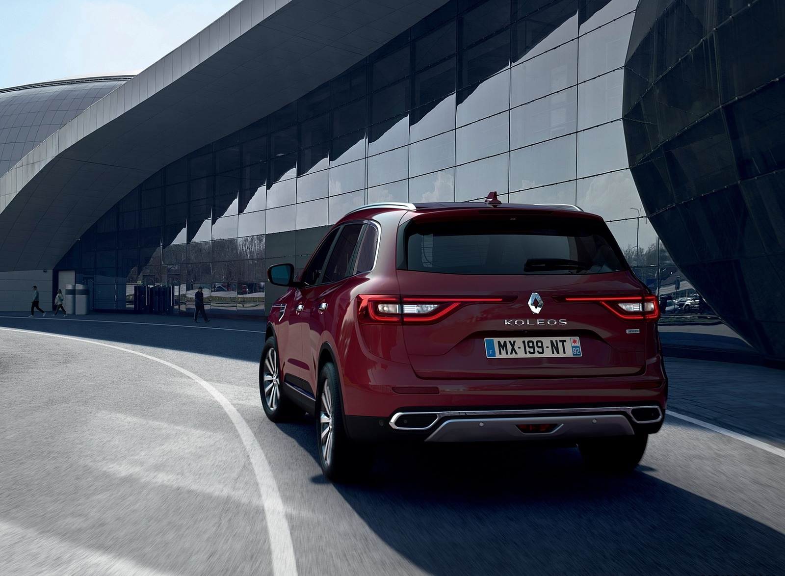 2020 Renault Koleos Rear Wallpapers (2)