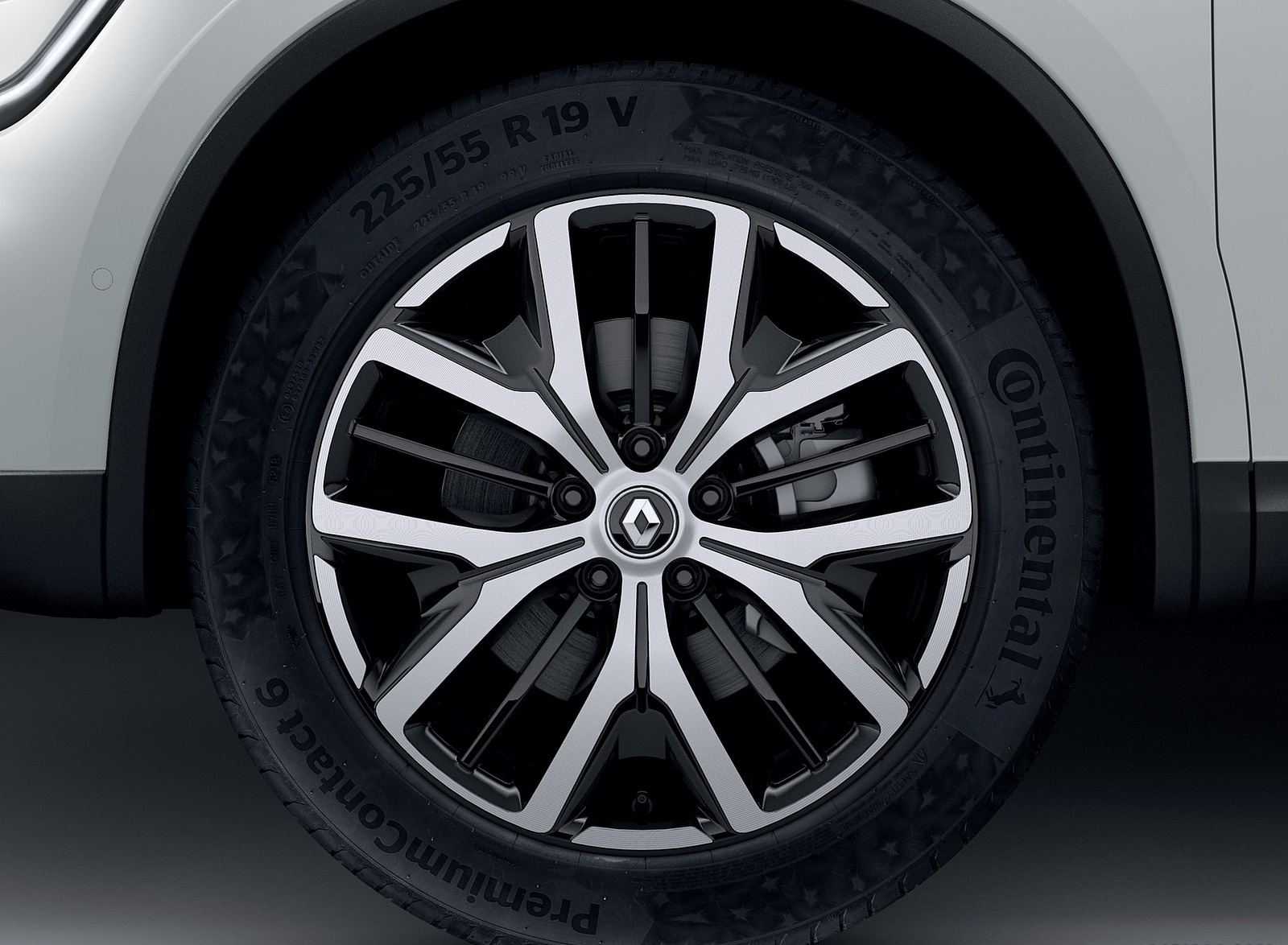 2020 Renault Koleos Wheel Wallpapers (8)