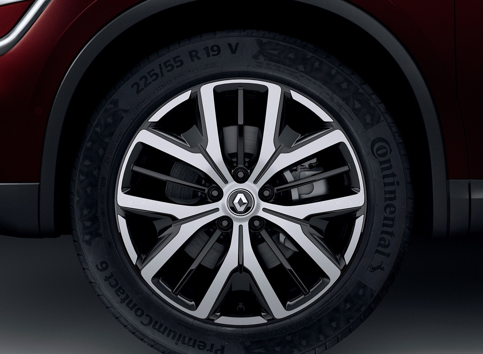2020 Renault Koleos Wheel Wallpapers (7)