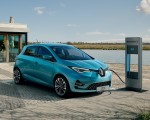 2020 Renault Zoe (Color: Celadon Blue) Charging Wallpapers 150x120 (2)
