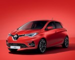 2020 Renault Zoe (Color: Flam Red) Front Three-Quarter Wallpapers 150x120 (28)