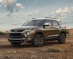 2021 Chevrolet Trailblazer ACTIV Front Three-Quarter Wallpapers 150x120 (6)