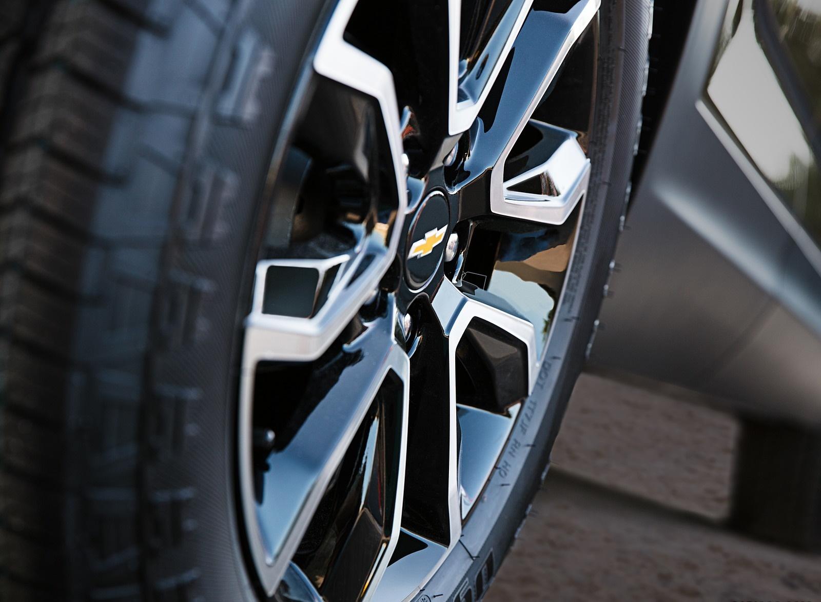 2021 Chevrolet Trailblazer ACTIV Wheel Wallpapers (10)