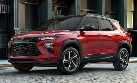 2021 Chevrolet Trailblazer Wallpapers HD