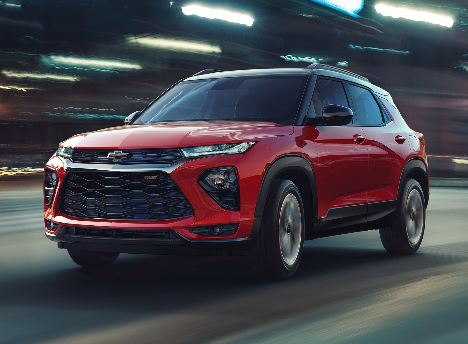 2021 Chevrolet Trailblazer RS Front Three-Quarter Wallpapers (1)