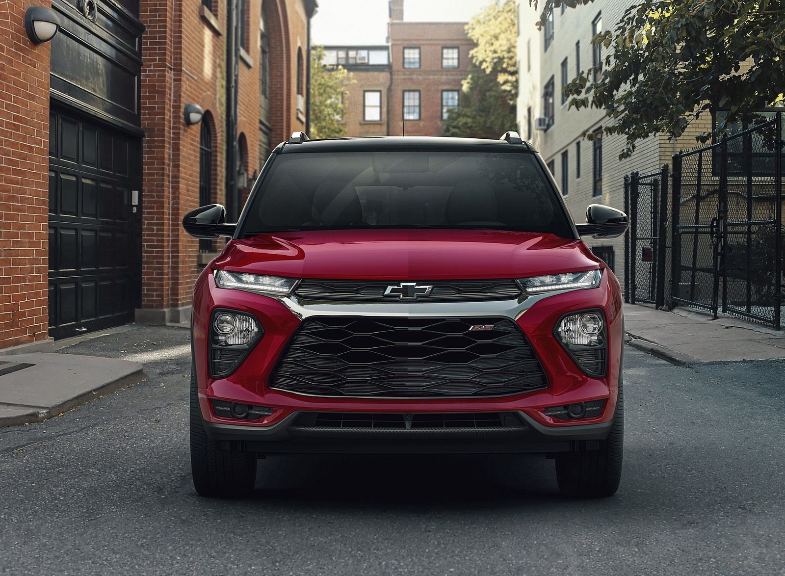 2021 Chevrolet Trailblazer RS Front Wallpapers (3)