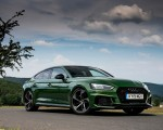 2019 Audi RS 5 Sportback (UK-Spec) Front Three-Quarter Wallpapers 150x120 (38)