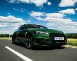 2019 Audi RS 5 Sportback (UK-Spec) Front Three-Quarter Wallpapers 150x120 (25)