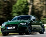 2019 Audi RS 5 Sportback (UK-Spec) Front Three-Quarter Wallpapers 150x120 (13)