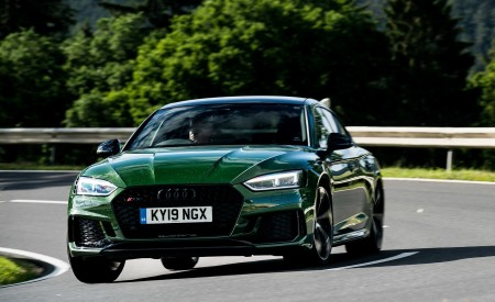 2019 Audi RS 5 Sportback (UK-Spec) Wallpapers HD