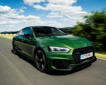 2019 Audi RS 5 Sportback (UK-Spec) Front Three-Quarter Wallpapers 150x120 (28)