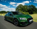 2019 Audi RS 5 Sportback (UK-Spec) Front Three-Quarter Wallpapers 150x120 (30)