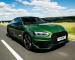 2019 Audi RS 5 Sportback (UK-Spec) Front Three-Quarter Wallpapers 150x120 (31)