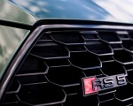 2019 Audi RS 5 Sportback (UK-Spec) Grill Wallpapers 150x120 (43)
