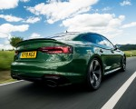 2019 Audi RS 5 Sportback (UK-Spec) Rear Three-Quarter Wallpapers 150x120 (32)