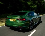 2019 Audi RS 5 Sportback (UK-Spec) Rear Three-Quarter Wallpapers 150x120 (33)