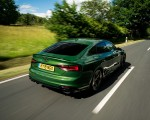 2019 Audi RS 5 Sportback (UK-Spec) Rear Three-Quarter Wallpapers 150x120 (19)