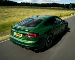 2019 Audi RS 5 Sportback (UK-Spec) Rear Three-Quarter Wallpapers 150x120 (34)