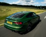 2019 Audi RS 5 Sportback (UK-Spec) Rear Three-Quarter Wallpapers 150x120 (20)