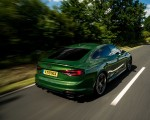 2019 Audi RS 5 Sportback (UK-Spec) Rear Three-Quarter Wallpapers 150x120 (35)