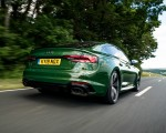 2019 Audi RS 5 Sportback (UK-Spec) Rear Three-Quarter Wallpapers 150x120 (22)
