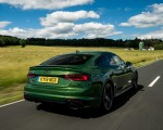 2019 Audi RS 5 Sportback (UK-Spec) Rear Three-Quarter Wallpapers 150x120 (37)