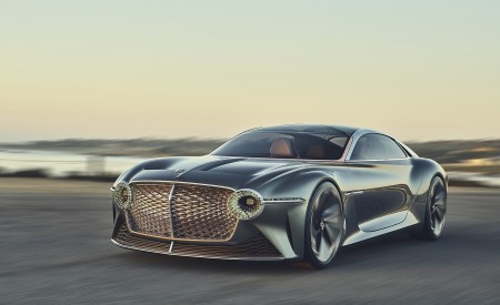 2019 Bentley EXP 100 GT Concept Wallpapers HD