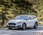2019 Ford Focus Active Wagon (Color: Metropolis White) Front Three-Quarter Wallpapers 150x120 (2)
