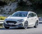 2019 Ford Focus Active Wagon (Color: Metropolis White) Front Three-Quarter Wallpapers 150x120 (3)