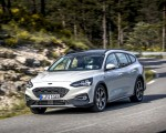 2019 Ford Focus Active Wagon (Color: Metropolis White) Front Three-Quarter Wallpapers 150x120 (15)