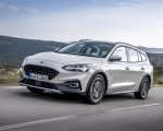 2019 Ford Focus Active Wagon (Color: Metropolis White) Front Three-Quarter Wallpapers 150x120 (4)