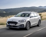 2019 Ford Focus Active Wagon (Color: Metropolis White) Front Three-Quarter Wallpapers 150x120 (5)