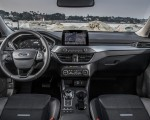 2019 Ford Focus Active Wagon (Color: Metropolis White) Interior Cockpit Wallpapers 150x120