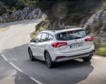 2019 Ford Focus Active Wagon (Color: Metropolis White) Rear Three-Quarter Wallpapers 150x120 (8)