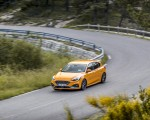 2019 Ford Focus ST (Euro-Spec Color: Orange Fury) Front Three-Quarter Wallpapers 150x120 (13)