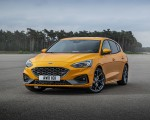 2019 Ford Focus ST (Euro-Spec Color: Orange Fury) Front Three-Quarter Wallpapers 150x120 (37)