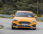 2019 Ford Focus ST (Euro-Spec Color: Orange Fury) Front Wallpapers 150x120 (16)