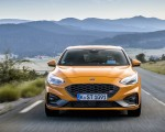 2019 Ford Focus ST (Euro-Spec Color: Orange Fury) Front Wallpapers 150x120 (7)