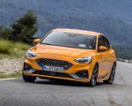 2019 Ford Focus ST (Euro-Spec Color: Orange Fury) Front Wallpapers 150x120 (17)