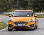 2019 Ford Focus ST (Euro-Spec Color: Orange Fury) Front Wallpapers 150x120 (18)