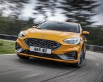 2019 Ford Focus ST (Euro-Spec Color: Orange Fury) Front Wallpapers 150x120 (8)