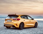 2019 Ford Focus ST (Euro-Spec Color: Orange Fury) Rear Three-Quarter Wallpapers 150x120 (42)