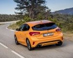 2019 Ford Focus ST (Euro-Spec Color: Orange Fury) Rear Three-Quarter Wallpapers 150x120 (12)