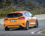 2019 Ford Focus ST (Euro-Spec Color: Orange Fury) Rear Wallpapers 150x120 (22)