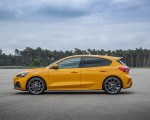 2019 Ford Focus ST (Euro-Spec Color: Orange Fury) Side Wallpapers 150x120 (47)