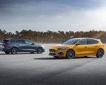 2019 Ford Focus ST (Euro-Spec Color: Orange Fury) Wallpapers 150x120 (48)