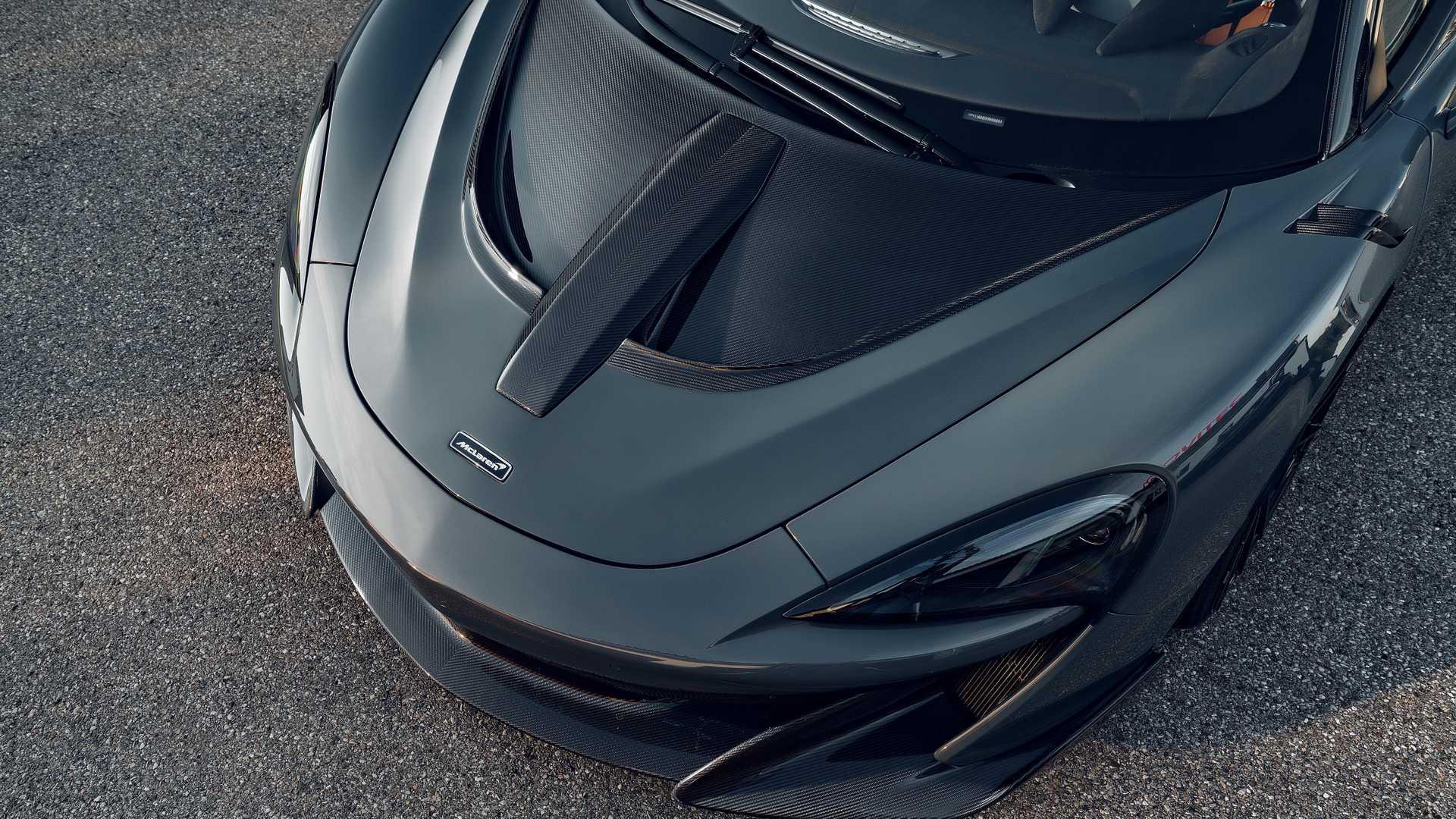 2019 NOVITEC McLaren 600LT Detail Wallpapers (10)