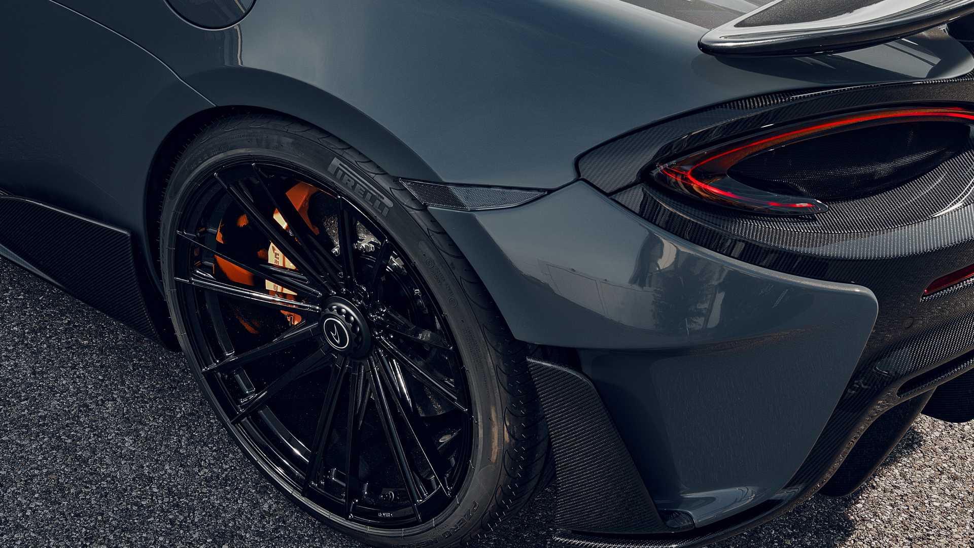 2019 NOVITEC McLaren 600LT Detail Wallpapers (9)
