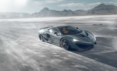 2019 NOVITEC McLaren 600LT Wallpapers & HD Images