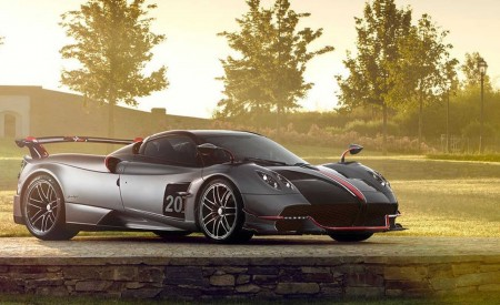 2019 Pagani Huayra Roadster BC Wallpapers HD